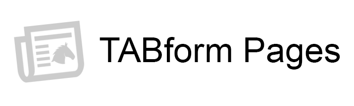 TABform Pages